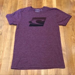 NWOT Red {{O'Neill}} Men's Tee - Small